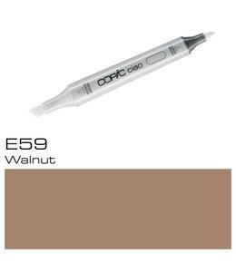 Copic Marqueur Copic Ciao E59 Walnut