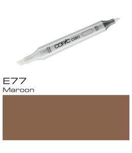 Copic Copic Ciao Marker E77 Maroon