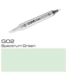 Copic Copic Ciao Marker G02 Spectrum Green