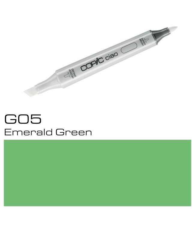 Copic Copic Ciao Marker G05 Emerald Green