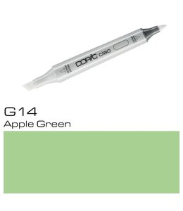 Copic Marqueur Copic Ciao G14 Apple Green