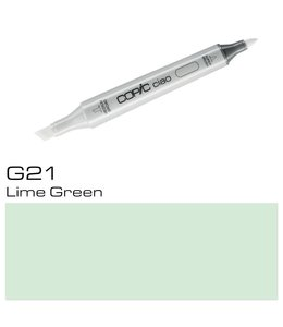Copic Copic Ciao Marker G21 Lime Green
