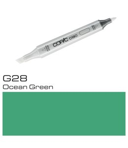 Copic Marqueur Copic Ciao G28 Ocean Green