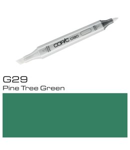 Copic Marqueur Copic Ciao G29 Pine Tree Green
