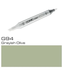 Copic Marqueur Copic Ciao G94 Grayish Olive
