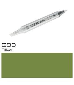 Copic Copic Ciao Marker G99 Olive