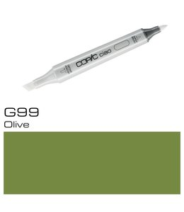 Copic Marqueur Copic Ciao G99 Olive