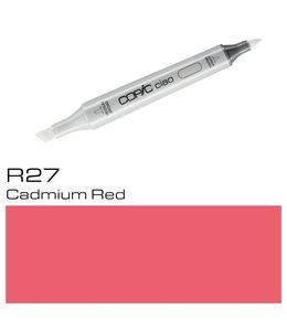 Copic Marqueur Copic Ciao R27 Cadmium Red