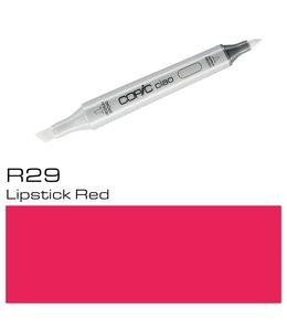 Copic Marqueur Copic Ciao R29 Lipstick Red