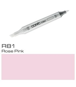 Copic Marqueur Copic Ciao R81 Rose Pink