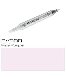 Copic Copic Ciao Marker RV000 Pale Purple