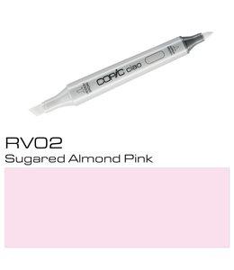 Copic Copic Ciao Marker RV02 Sugared Almond Pink