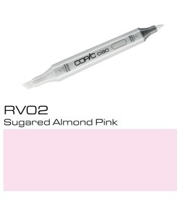 Copic Marqueur Copic Ciao RV02 Sugared Almond Pink