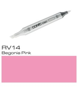 Copic Copic Ciao Marker RV14 Begonia Pink