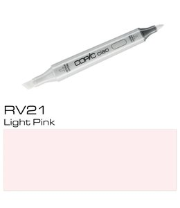 Copic Marqueur Copic Ciao RV21 Light Pink