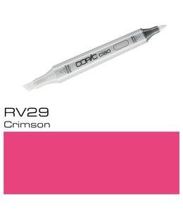 Copic Marqueur Copic Ciao RV29 Crimson
