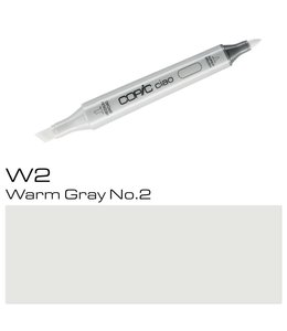Copic Copic Ciao Marker W2 Warm Gray No.2