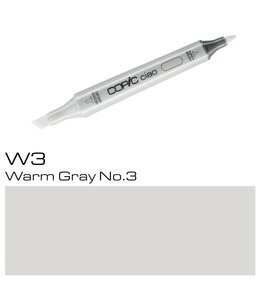 Copic Copic Ciao Marker W3 Warm Gray No. 3