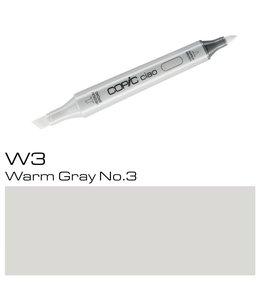 Copic Marqueur Copic Ciao W3 Warm Gray No. 3