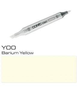 Copic Copic Ciao Marker Y00 Barium Yellow
