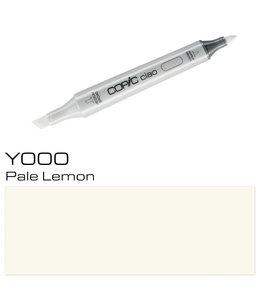Copic Marqueur Copic Ciao Y000 Pale Lemon