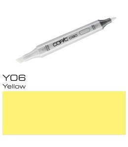 Copic Copic Ciao Marker Y06 Yellow