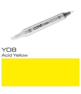 Copic Copic Ciao Marker Y08 Acid Yellow