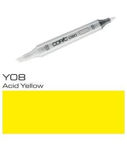Copic Marqueur Copic Ciao Y08 Acid Yellow