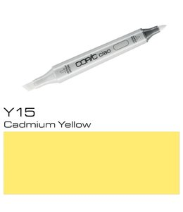 Copic Copic Ciao Marker Y15 Cadmium Yellow