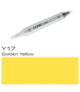 Copic Marqueur Copic Ciao Y17 Golden Yellow