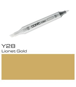Copic Copic Ciao Marker Y28 Lionet Gold