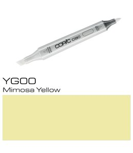 Copic Copic Ciao Marker YG00 Mimosa Yellow