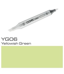 Copic Copic Ciao Marker YG06 Yellowish Green