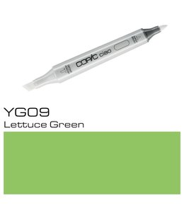Copic Marqueur Copic Ciao YG09 Lettuce Green