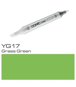 Copic Marqueur Copic Ciao YG17 Grass Green