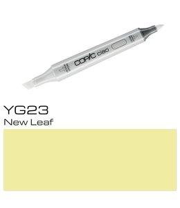 Copic Marqueur Copic Ciao YG23 New Leaf