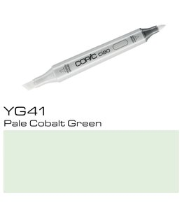 Copic Copic Ciao Marker YG41 Pale Cobalt Green