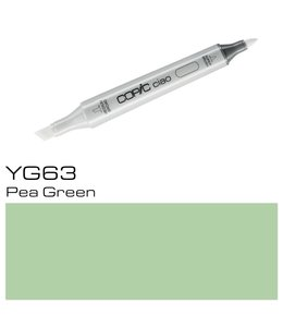 Copic Copic Ciao Marker YG63 Pea Green