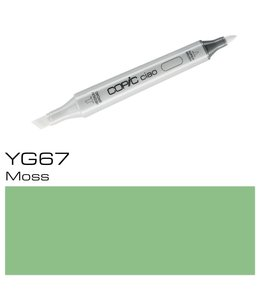 Copic Marqueur Copic Ciao YG67 Moss