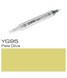 Copic Copic Ciao Marker YG95 Pale Olive