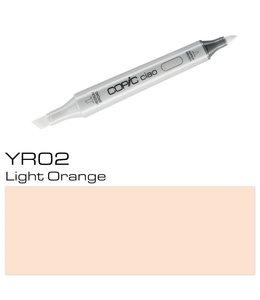 Copic Copic Ciao Marker YR02 Light Orange