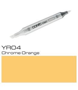 Copic Copic Ciao Marker YR04 Chrome Orange
