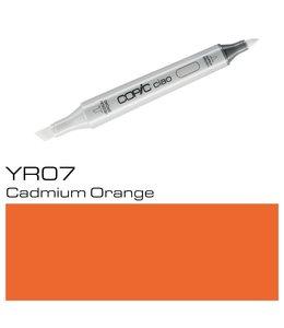 Copic Copic Ciao Marker YR07 Cadmium Orange