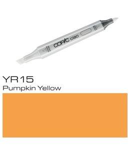 Copic Copic Ciao Marker YR15 Pumpkin Yellow