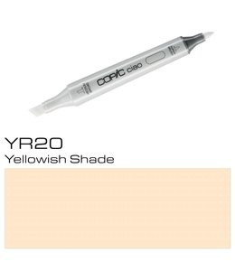 Copic Marqueur Copic Ciao YR20 Yellowish Shade