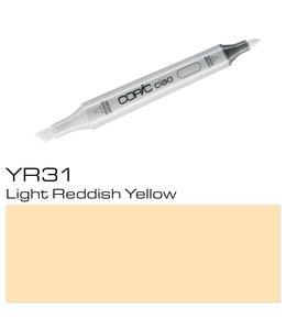 Copic Copic Ciao Marker YR31 Light Reddish Yellow