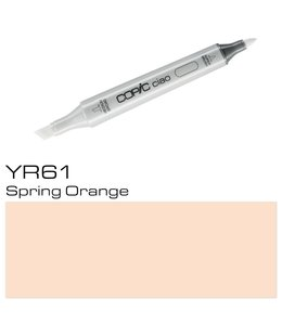 Copic Copic Ciao Marker YR61 Yellowish Skin Pink