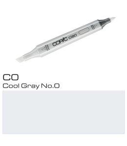 Copic Copic Ciao Marker C0 Cool Gray No. 0