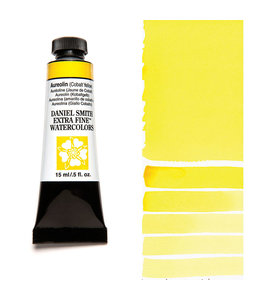 Daniel Smith Daniel Smith Extra Fine Watercolors 15ml Aureolin (Cobalt Yellow)