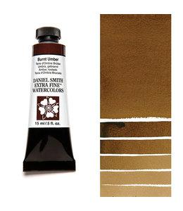 Daniel Smith Daniel Smith Extra Fine Watercolors 15ml Burnt Umber